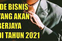 4 Bisnis Menjanjikan Di Tahun 2021