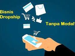 Keuntungan Dari Bisnis Dropship Tanpa Modal