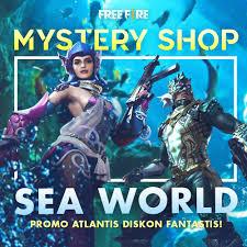 Mystery Shop Free Fire Mei 2021 Kembali Hadir