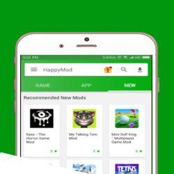 Cara Download Aplikasi HappyMod Menggunakan Situs Apkpure
