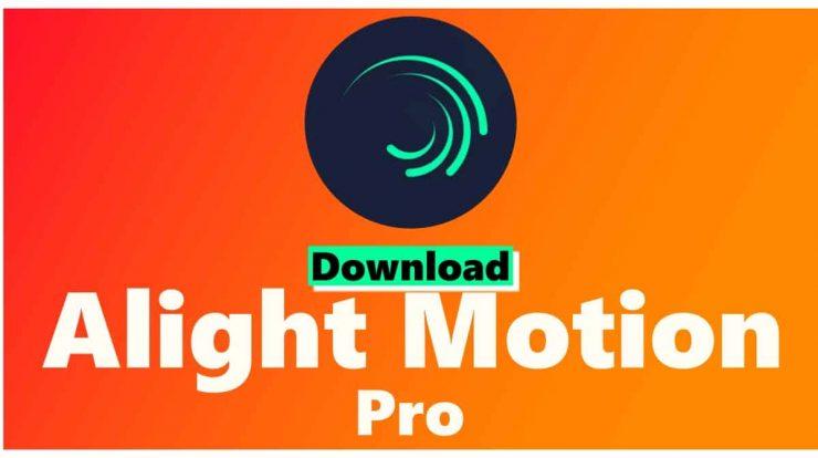Download Alight Motion pro apk 2.1 3 Terbaru 2021