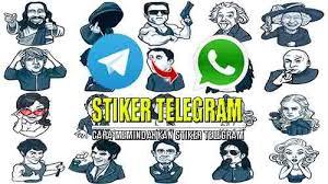 Begini Cara Memindahkan Stiker Telegram Ke Whatsapp