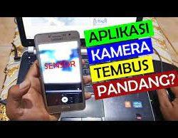 Kumpulan Aplikasi Kamera Tembus Pandang Di Android