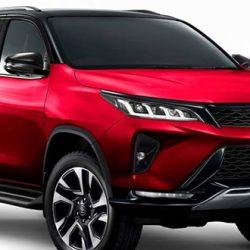 Spesifikasi dan Harga Mobil Fortuner Baru 2021