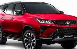Terbaru Spesifikasi dan Harga Mobil Fortuner 2021